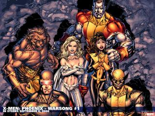 обои X-men: phoenix фото