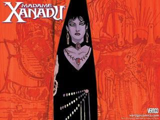 обои Madame Xanadu фото