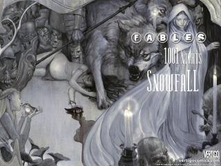 обои Fables 1001 Nights of Snowfall фото