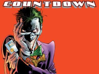 обои Countdown комикс фото
