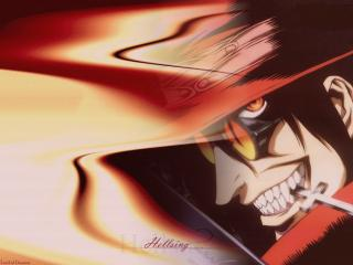 обои Hellsing фото