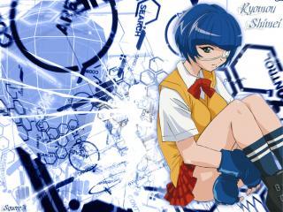 обои Ryomou Shimei фото