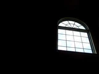 обои Окно в небо фото
