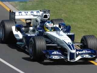 обои 2005 williams heidfeld фото