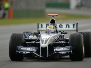 обои Williams heidfeld фото