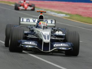 обои Williams heidfeld 2005 австралия фото