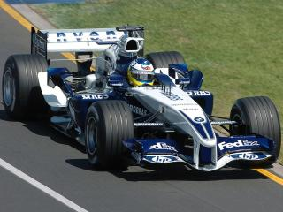 обои 2005 - australie williams heidfeld фото