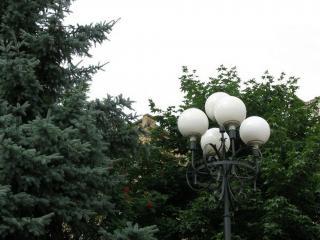 обои Фонарь на улице Гагарина фото