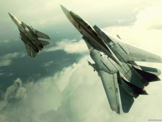 обои Ace combat 5 the unsung war фото