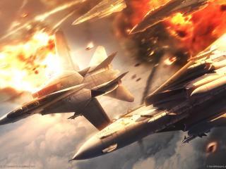 обои Ace_combat_5 the_unsung_war_03 фото