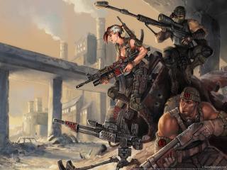 обои The Agency Spy MMO game for PS3 фото