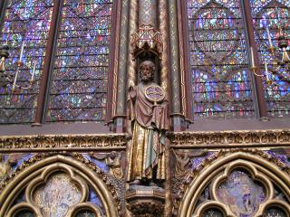 обои Католическая статуя фото