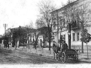 обои Симферополь - Улица, телега фото
