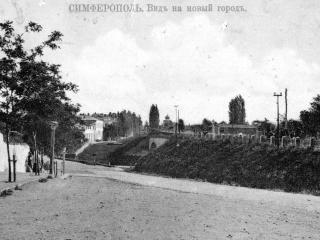 обои Симферополь - Дорога фото