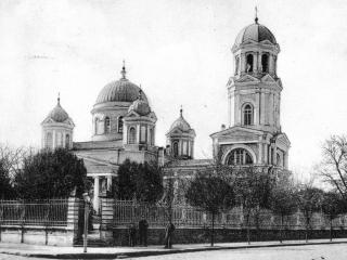 обои Симферополь - Новая церковь фото