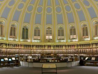 обои Национальная библиотека (Wide scr) фото