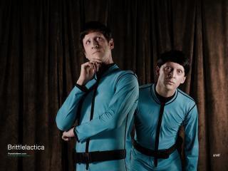 обои Космические учёные в замешательстве фото