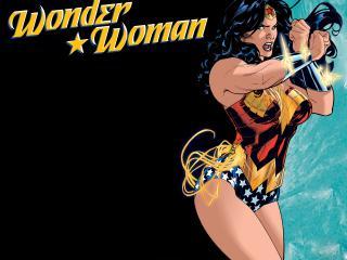 обои Wonder Woman фото