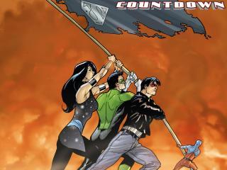 обои Comics Countdown фото