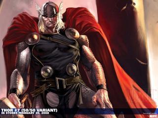 обои Comics Thor фото