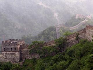 обои Великая китайская стена фото