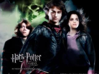 обои Harry Potter and the Goblet of Fire фото