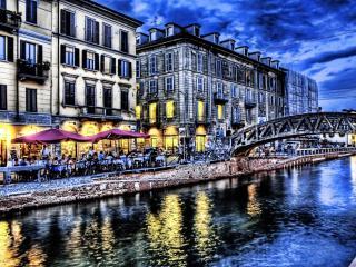 обои Синее небо Венеции фото