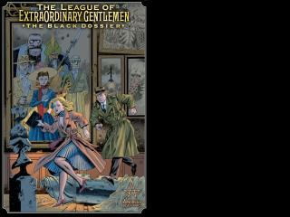 обои The League of Extraordinary Gentlemen The Black Dossier фото