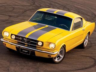 обои Ford Mustang форд фото