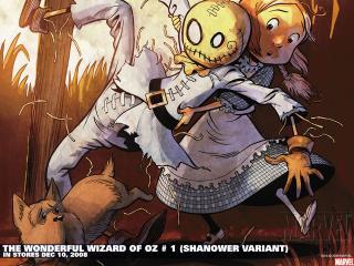 обои The Wonderful Wizard of Oz фото