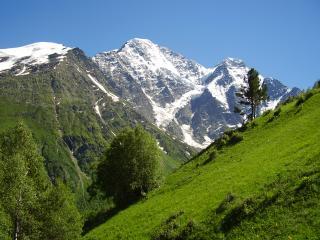 обои Кабардинские горы фото