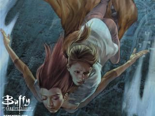 обои Buffy Comics фото