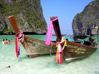 обои Остров Пхи-Пхи. Тайланд фото