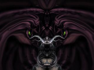 обои Demon ayes фото