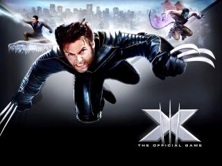 обои X-MEN the official game фото