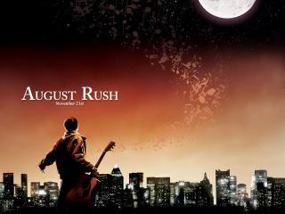 обои August Rush фото