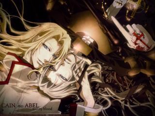 обои Trinity Blood - Cain and Abel фото