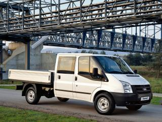 обои Ford Transit pick up фото
