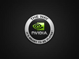 обои Логотип н-видиа фото