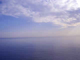 обои Черное море. Вечер фото