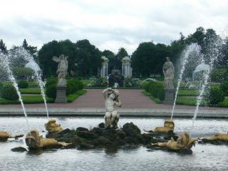 обои Верхний сад фото