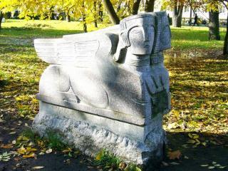 обои Городская скульптура фото