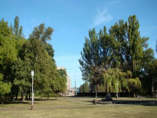 обои Комсомольский парк фото