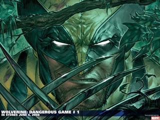 обои Wolverine #35 фото