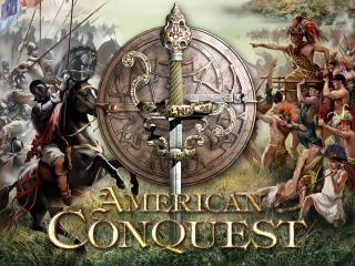 обои American conquest фото