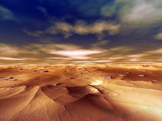 обои Вековые пески пустыни фото