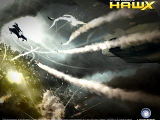обои The game HAWX фото