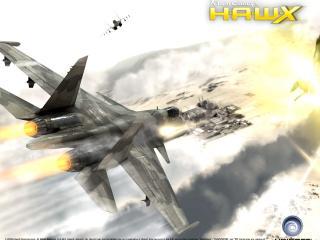 обои HAWX the game фото