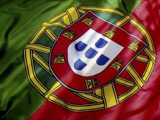 обои Флаг Португалии фото