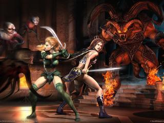 обои Game Everquest 2 фото